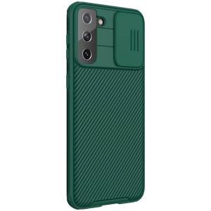 Samsung S21 Plus maska CamShield zelena (90452)
