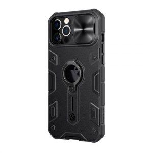 iPhone 12 maska CamShield Armor crna (F91005)