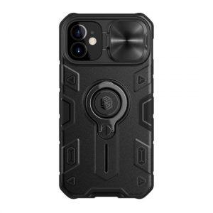 iPhone 12 Mini maska CamShield Armor crna (F88470)