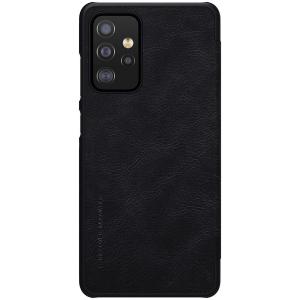 Kožna Futrola za Samsung A52 crna (91685)