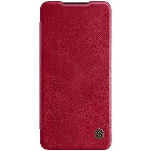 Kožna Futrola za Samsung A52 crvena (91686)