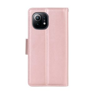 Xiaomi Mi 11 futrola na preklop roze (91703)