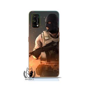 Print maska za Realme 7 Pro Counter Strike