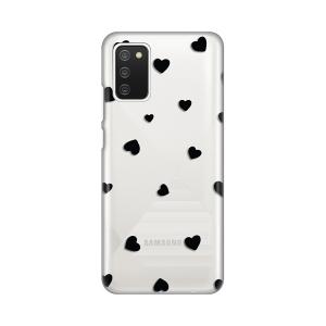Print maska za Samsung A02s Srca (017689)