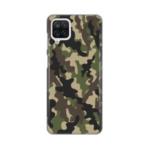 Print maska za Samsung A12 Army (017743)