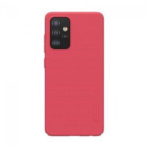 Samsung A52 plastična maska crvena (91786)