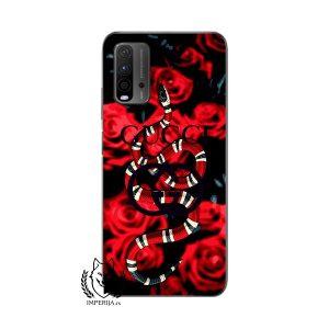 Gucci print maska Xiaomi Redmi 9T