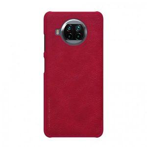Kožna Futrola za Xiaomi Mi 10T Lite crvena (89596)