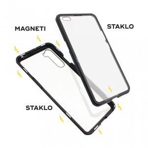 OnePlus Nord magnetna maska 360° crna