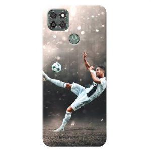 Print maska za Moto G9 Power Ronaldo