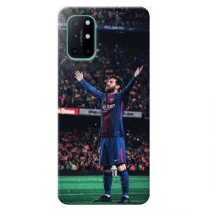 Print maska za OnePlus 8T Messi