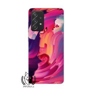 Print maska za Samsung A52 Colours