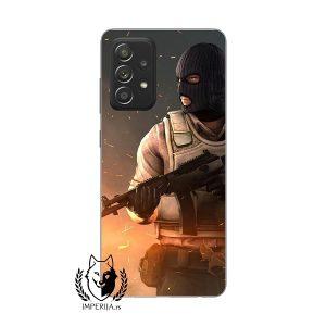 Print maska za Samsung A72 CS GO