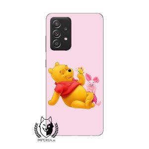 Print maska za Samsung A72 Winnie the Pooh