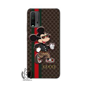 Print maska Xiaomi Redmi 9T Gucci