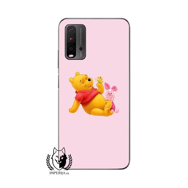 Print maska Xiaomi Redmi 9T Winnie the Pooh