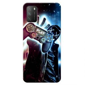 Print maska za Xiaomi Poco M3 Gejmer