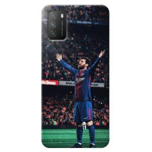Print maska za Xiaomi Poco M3 Messi